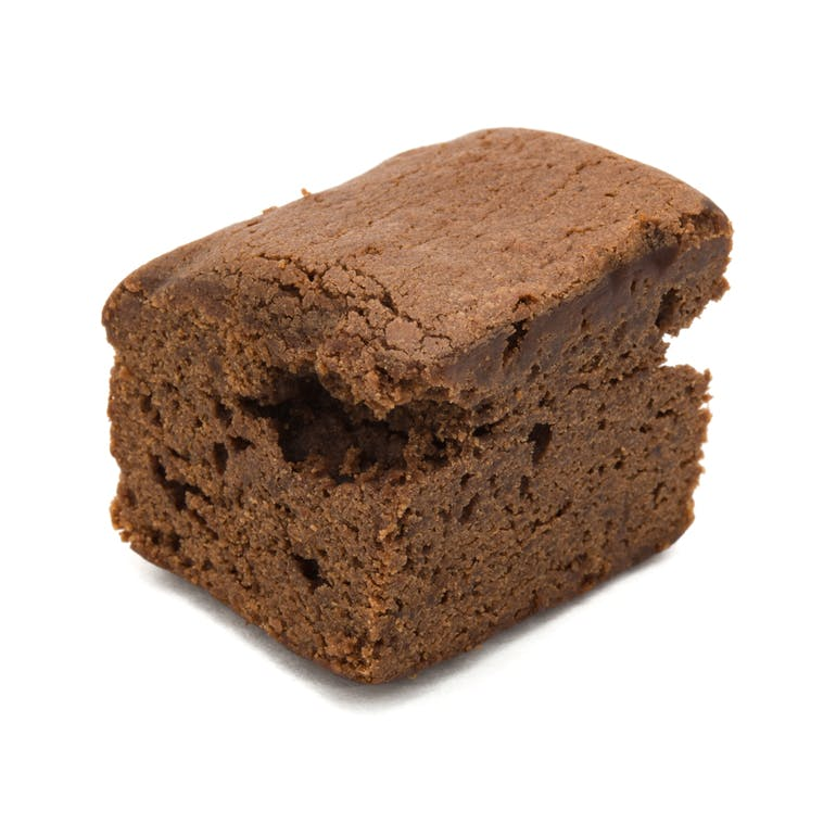 Cannabis Fudge Brownie Bites