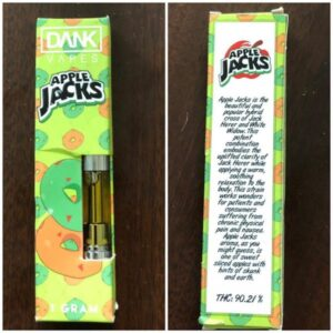 Buy Apple Jacks Dankvapes