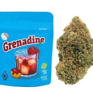 Grenadine Cookies